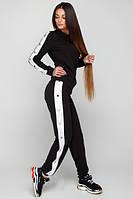 Спортивный костюм большого размера женский Надин Б, (5цв), женская спортивная одежда, фото 1