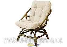 Крісло з подушкою ротанг 0113 В
