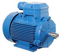 4ВР80А4 (1,1 кВт 1500 об/мин) взрывозащищенный электродвигатель