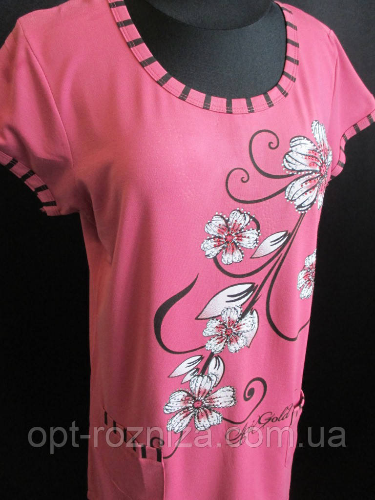 eae4fbc6c2fd Летние футболки с коротким рукавом женские.