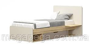 """Ліжко 900 """"Ламі"""" Меблі Сервіс"""