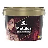 Eskaro Mattilda краска для стен и потолков (матовая) 9,5 л.