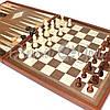 Шахматы+Нарды+Шашки (3 в 1) Manopoulos, 40х40 см (STP-36E), фото 4