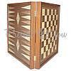 Шахматы+Нарды+Шашки (3 в 1) Manopoulos, 40х40 см (STP-36E), фото 7