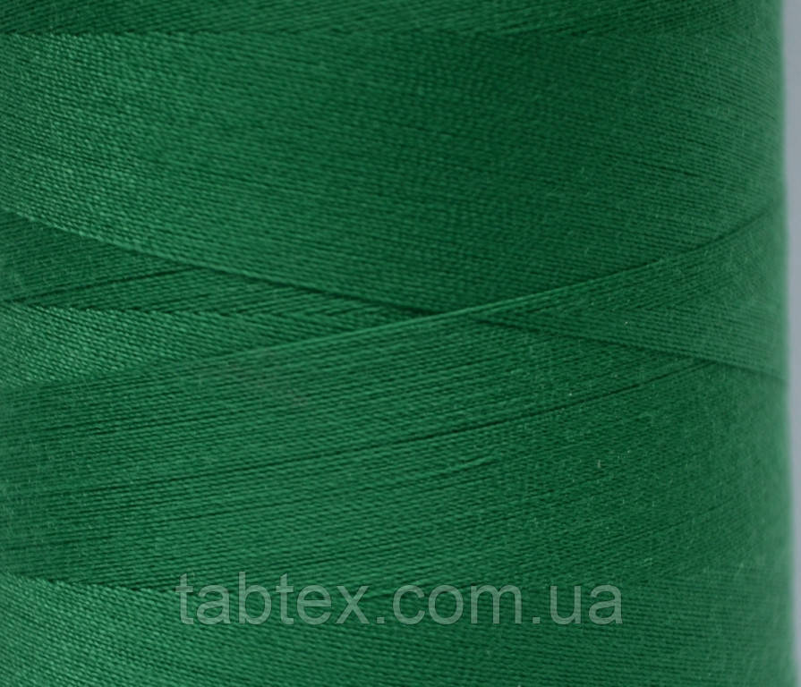 """Швейні нитки №40/2 """"LG"""" D213 4000 ярд трава"""