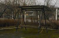 Качели кованые 2м, фото 1