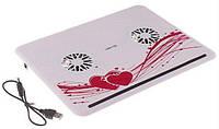 Охлаждающая подставка для ноутбука Notebook Helder