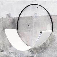 Дизайнерское круглое кресло , фото 1