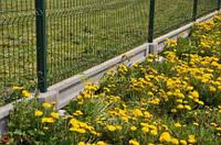 Готовый бетонный фундамент для забора  , фото 1