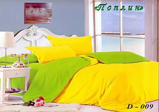 Комплект постільної білизни ТЕТ-А - ТЕТ двоспальний D-009