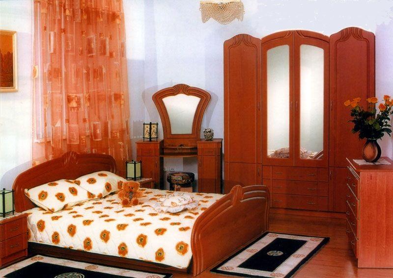 Спальня Антонина БМФ