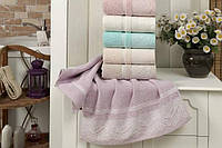 """Махровое полотенце для сауны """"DANTE"""" 90*150 см (хлопок 100% Турция)"""