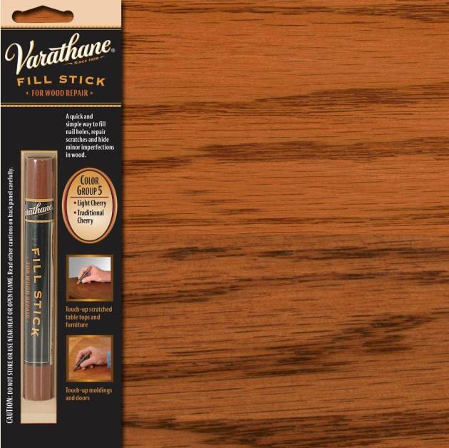 Олівець-реставратор восковий VARATHANE WOOD CARE для меблів колір група 5 16г