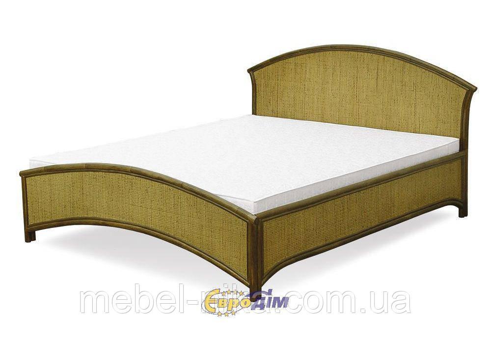 Ліжко 1102 - 180 ротанг
