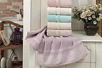 """Махровое полотенце для лица """"DANTE"""" 50х90 см, (100% хлопок Турция)"""