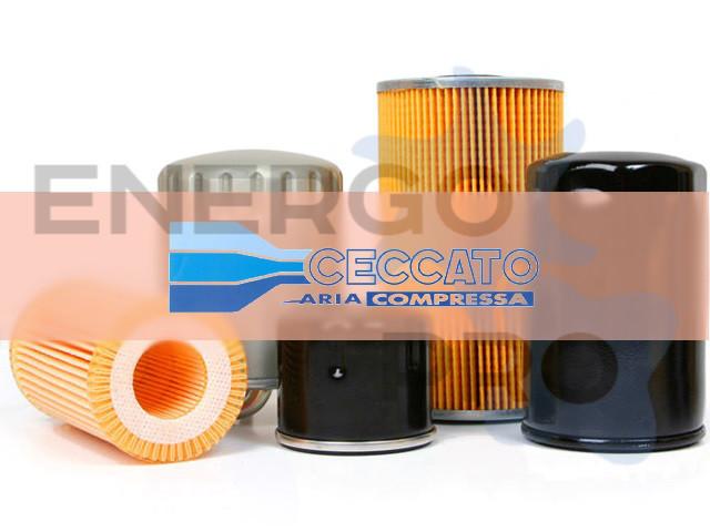Фильтры к компрессору Сeccato RLC 5.5 -  RLC 7.5 - RLC 10