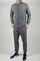 Мужской спортивный костюм Puma Ferrari 4774 Тёмно-серый
