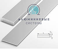 Алюминиевая электротехническая шина. ПАС-1807 25х3 / AS