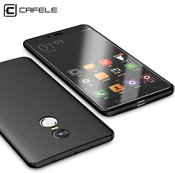 Cafele матовый силиконовый чехол для Xiaomi Redmi Note 4 / 4X