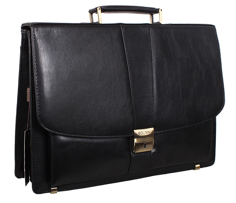 Мужской портфель Bolinni 96892 черный