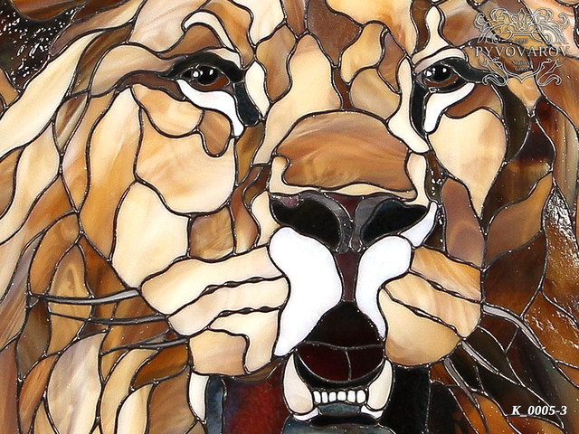 современные картины Лев