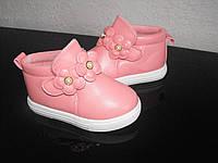 Детские ботинки демисезонные на девочку Топ Реплика Хорошего качества, фото 1