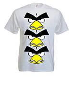 Футболки Angry Birds