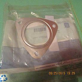 Прокладка (металл) приёмной трубы глушителя и катализатора GM 0854636 13293994