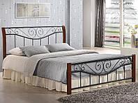 Кровать Ленора (крем)