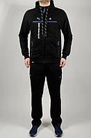 Мужской спортивный костюм Puma BMW Motorsport 4784 Чёрный