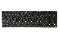 Клавиатура для ноутбука ASUS F551, X551 черный, без фрейма