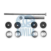 Ремкомплект стабілізатора (втулки, шайби, кріплення) RUVILLE