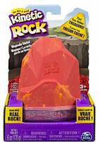 Кинетический гравий, Kinetic Rock (красный, 170 г), Kinetic Sand