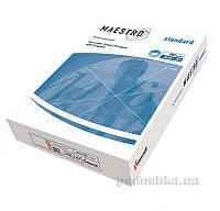 Бумага А4 Maestro Standard 80гм2 500л A4.80.MG
