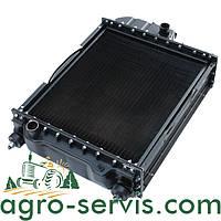 Радиатор МТЗ латунь 5-ти рядный 70У-1301010