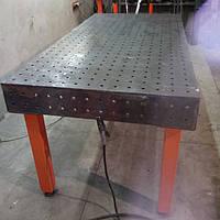 Сварочный стол 2000Х1000 б.у.