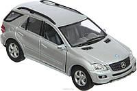 Машинка Kinsmart Mercedes ML Серый