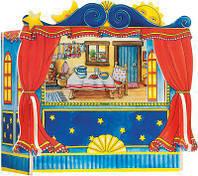 Goki Театр для пальчиковых кукол 51786g