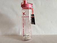 Бутылка для воды спортивная 6003