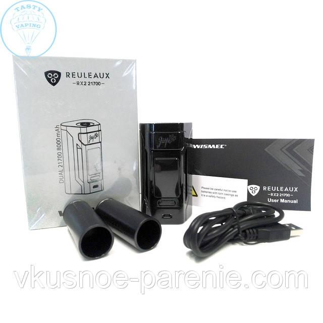 Wismec Reuleaux RX2 21700 комплект