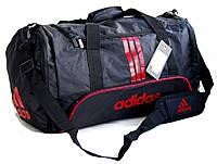 Спортивная сумка Adidas с отделом для обуви, дорожная сумка,сумка для спорта Адидас КСС43