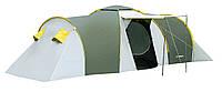 Палатка 6-ти местная Acamper NADIR 6 3000 мм с навесом, фото 1