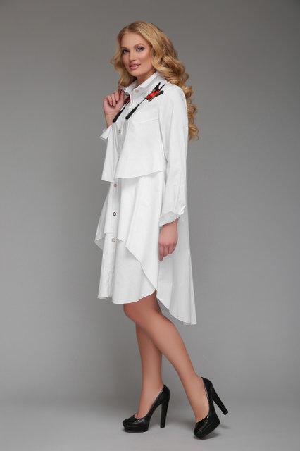 Сукня-сорочка з 52 по 58 розмір 4цвета