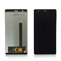 LCD дисплей + сенсор для Oukitel U13 Модуль Black