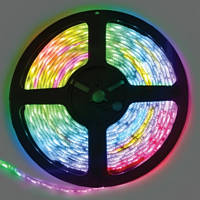 Светодиодная лента LED 5050 7 Color Комплект +КОНТРОЛЛЕР+ПУЛЬТ+БЛОК ПИТАНИЯ Акция!