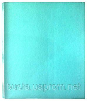 Папка-регистратор А4 на 2 кольца 25мм голубая, фото 2