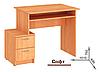 Письменный стол Софт для дома, кабинета и офиса, фото 2
