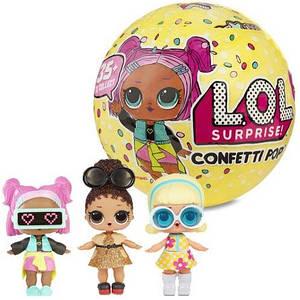 Ляльки L. O. L. Surprise