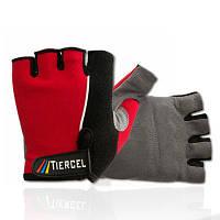 Вело перчатки летние  M, L, XL