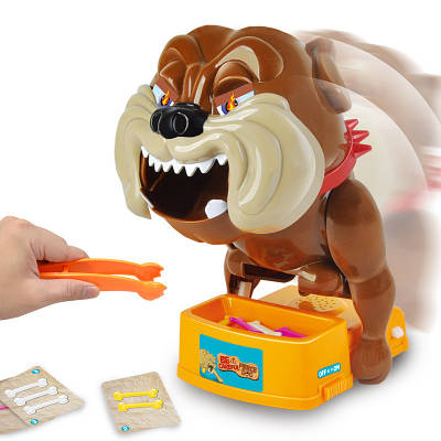 Экстремальная детская игра Злой Бульдог